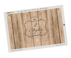 Mighty2 アンティークデモサイト